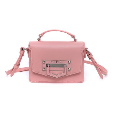 new cubo satchel micro mini pink